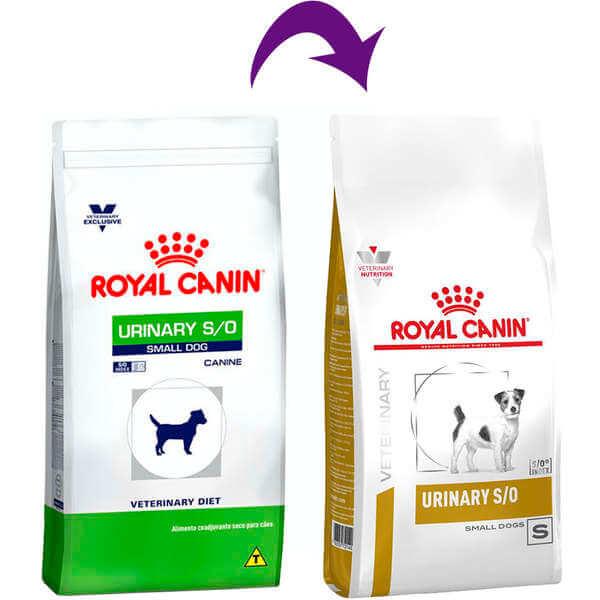 Royal Canin Urinary Small Dog - Raças Pequenas   - Agropet Mineiro
