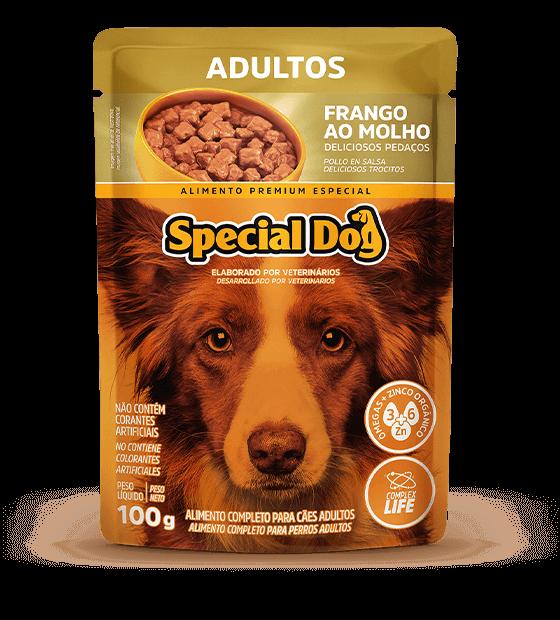 Sachê Special Dog Adulto Frango 100 g