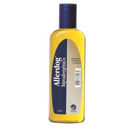 Shampoo Allerdog Hipoalergênico