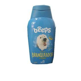 Shampoo Beeps Branqueador para Cães 500 ml