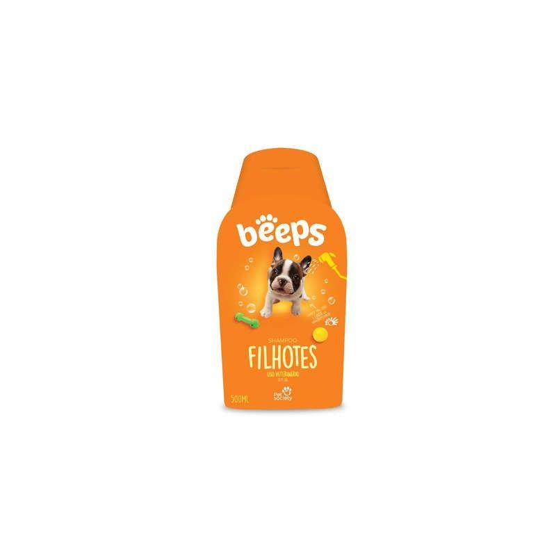 Shampoo Beeps Filhotes para Cães 500 ml