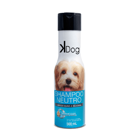 Shampoo Neutro K-Dog 500ml