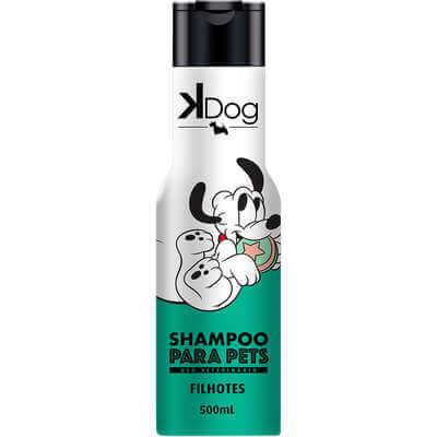 Shampoo para Filhotes K-Dog 500ml  - Agropet Mineiro
