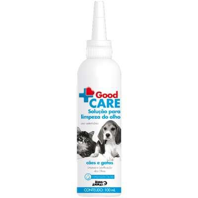 Solução para Limpeza dos Olhos Good Care 100ml