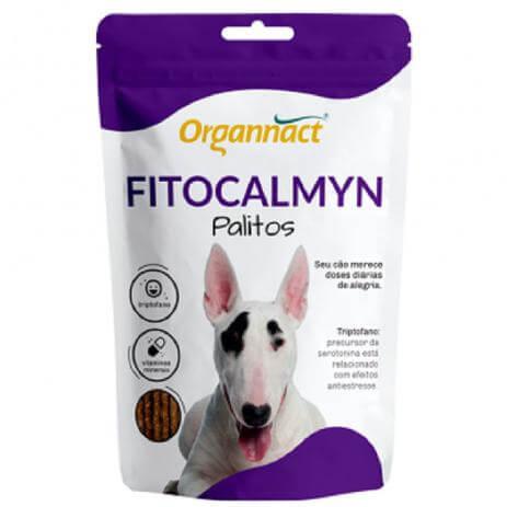Suplemento Alimentar Fitocalmyn Palitos  160g  - Agropet Mineiro