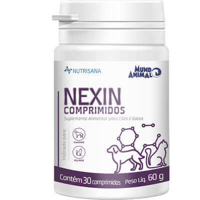 Suplemento Alimentar Nexin- 30 comprimidos