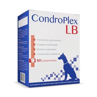 Suplemento Condroplex LB - 60 Comprimidos