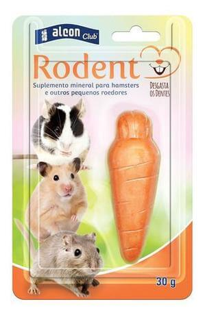 Suplemento Mineral para Roedores Rodent 30g