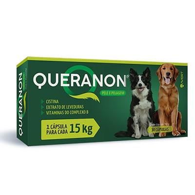 Suplemento Queranon para Cães 15 kg  - Agropet Mineiro