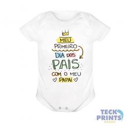 Body Infantil - Dia dos Pais