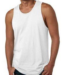 Camiseta Regata Branca
