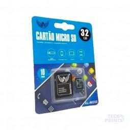 Cartão de Memória 32 GB