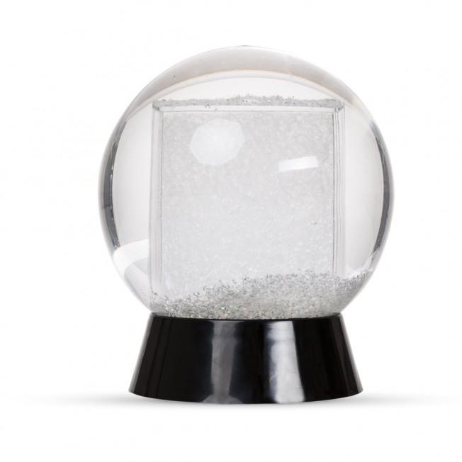 Globo de Neve Plástico - Porta foto
