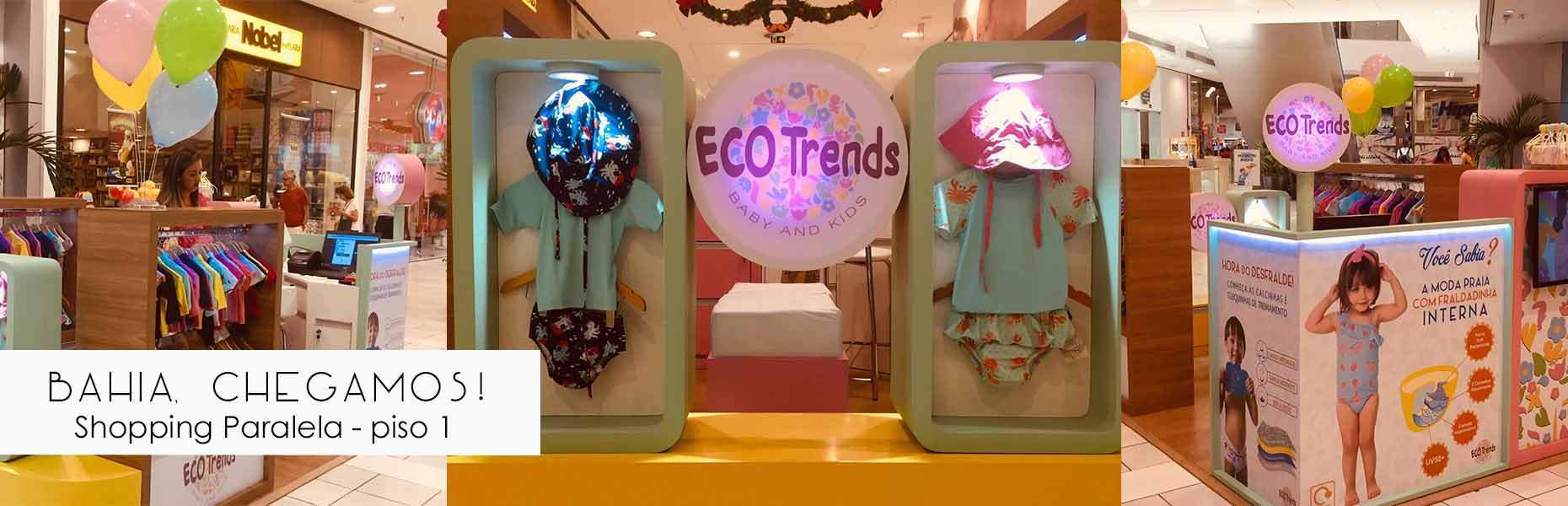 Quiosque Ecotrends
