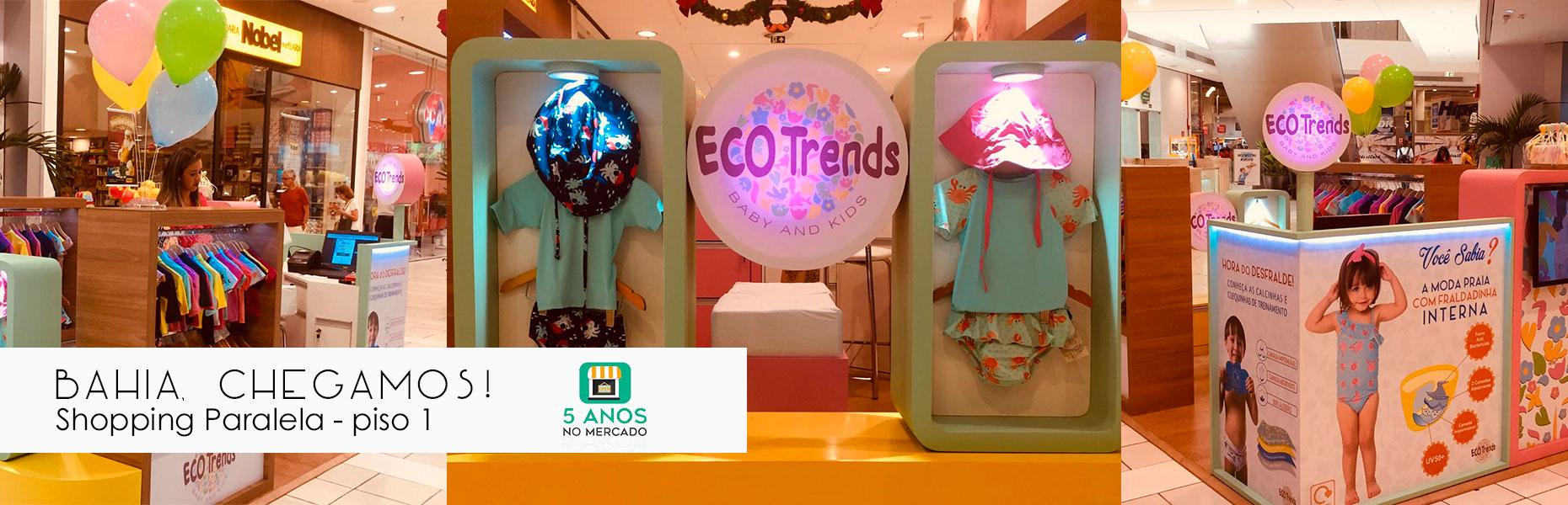 Quiosque Ecotrends