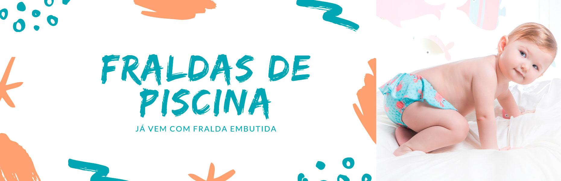 Fralda de Piscina