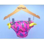 Fralda de piscina Sunga Ecotrends - Cacto