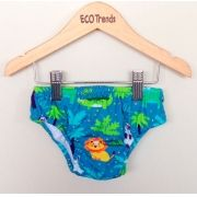 Fralda de piscina Sunga Ecotrends - Floresta