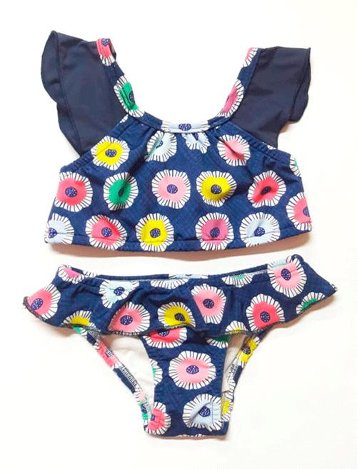 Biquíni Infantil Ecotrends - Flor