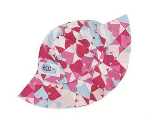 Chapéu com proteção solar Ecotrends - Coração