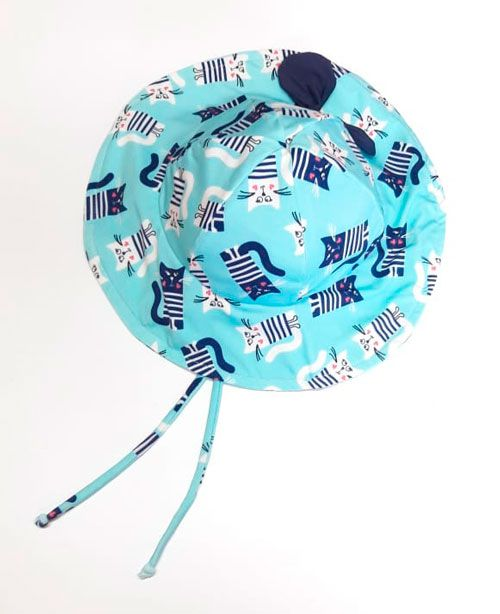 Chapéu com proteção solar Ecotrends -  Gato