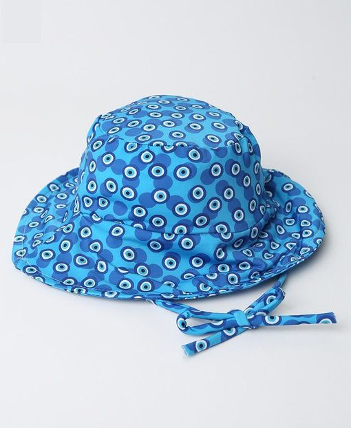 Chapéu com proteção solar Ecotrends - Olho Grego