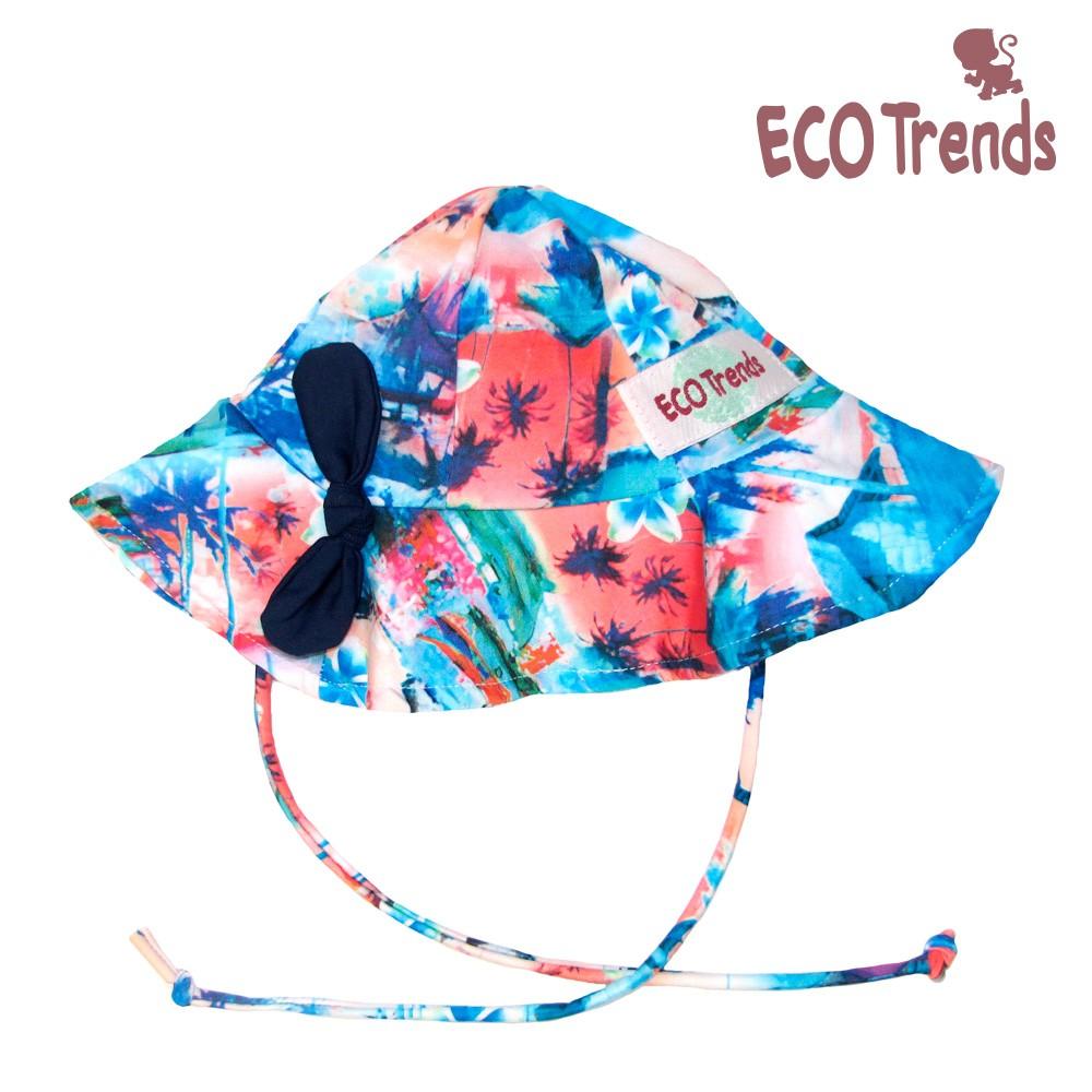 Chapéu com proteção solar Praia  - Ecotrends