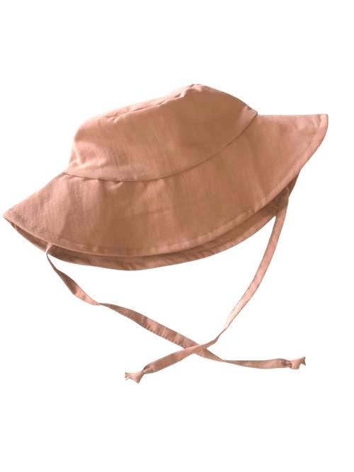 Chapéu com proteção solar UV Ecotrends - Nude