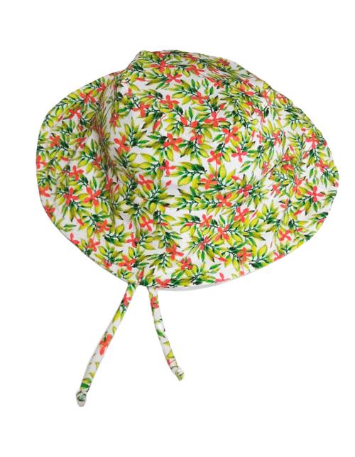 Chapéu Infantil Com proteção solar Ecotrends FPS50+