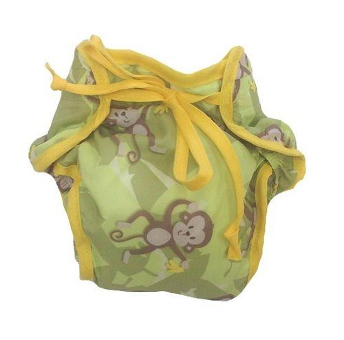 Fralda de Piscina Ecotrends - Macaco