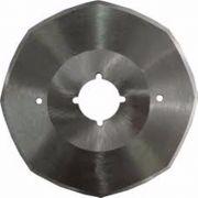 Disco de Corte Octavado para Máquina de Cortar Tecidos 4,5 Polegadas
