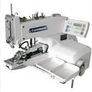 Máquina de Costura Botoneira Lanmax Direct Drive LM-475D ( Prega Botão em X )
