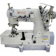 Máquina de Costura Galoneira de Base Plana Abrerta Singer 522D-364-03-BR