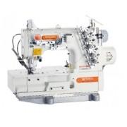 Máquina de Costura Galoneira Elétrica Eletrônica Siruba F007KD-W122-364-FHA-UTJ