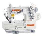 Máquina de Costura Galoneira Eletrônica Siruba F007KD-W122-364/FHA/UTG