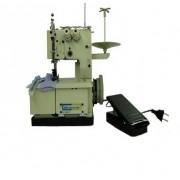 Máquina de Costura Galoneira Portatil 2 Agulhas Bracob