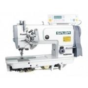 Máquina de Costura Pespontadeira Eletrônica B.Alternada Siruba T828-75-064M/C-30