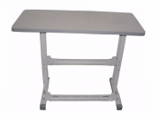 Mesa com pé para máquina de costura doméstica modelo universal