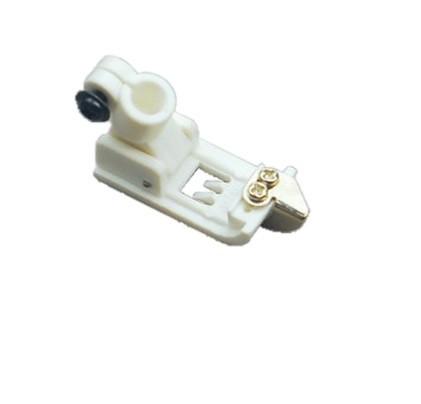 Calcador Teflon 3 Agulhas com Guia para Galoneira Industrial 64041T 5.6 6.4