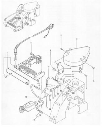 Correia Dentada Sincronizadora 150XL037 para Máquina de Sacaria GK26