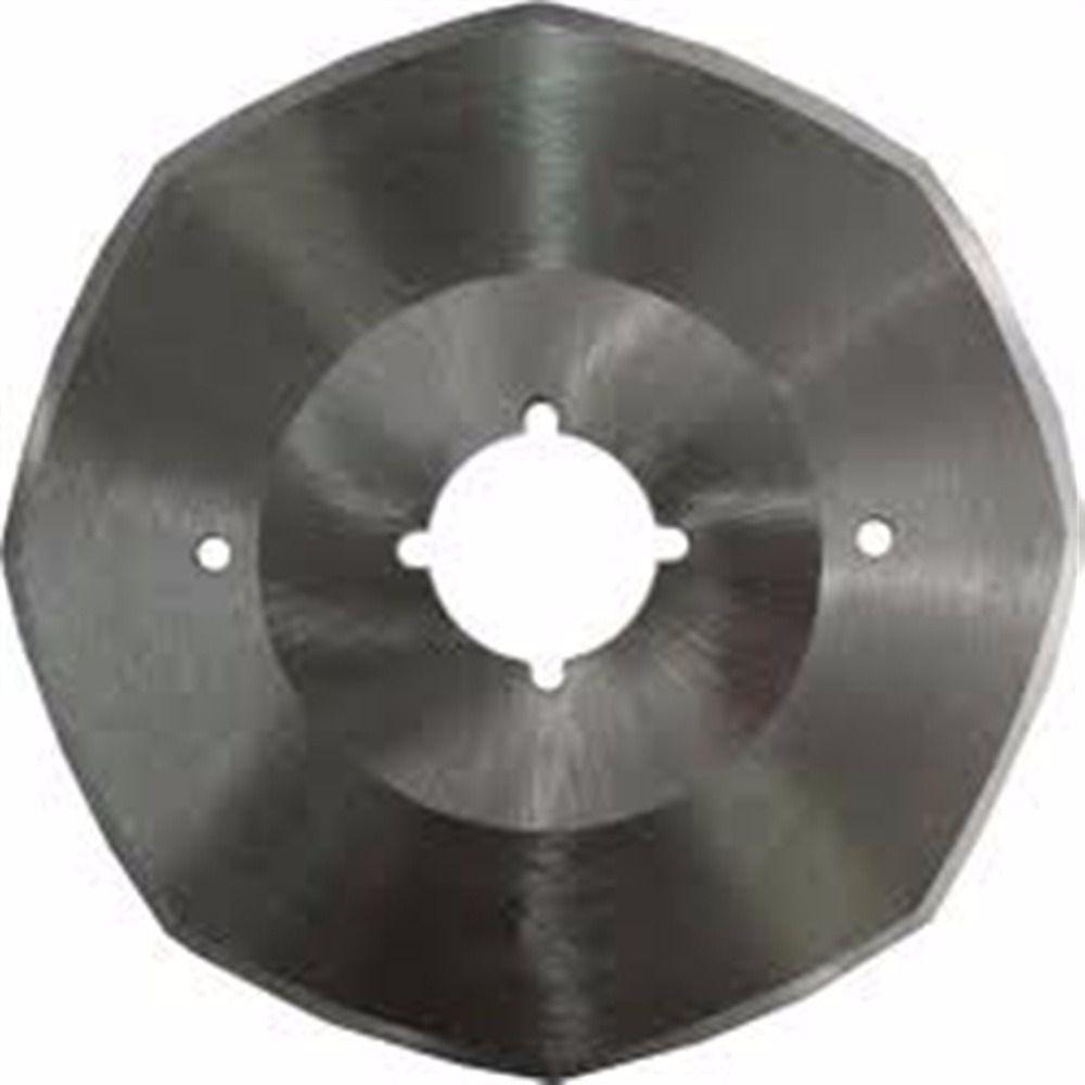 Disco de Corte Octavado para Máquina de Cortar Tecidos 4 Polegadas