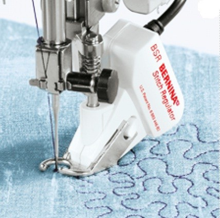 Máquina de Bordar e Costurar Bernina 750