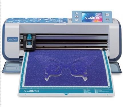 Máquina de Corte com Scanner Integrado - ScanNCut CM550 Brother