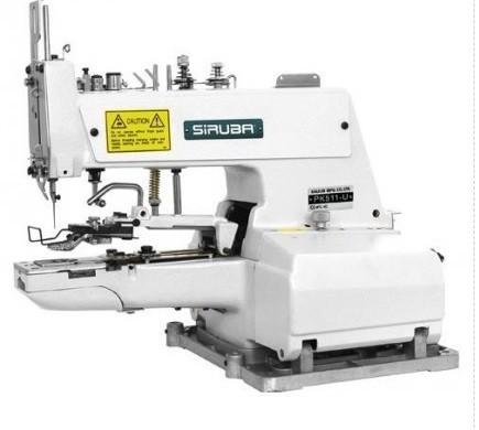 Máquina de Costura Botoneira Siruba PK-511-U