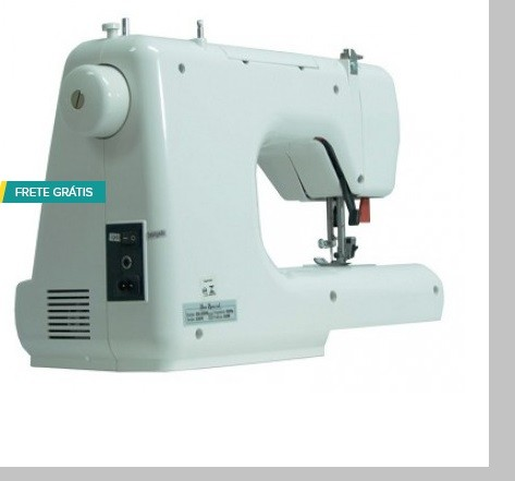 Máquina de Costura Doméstica Eletrônica Sun Special Sun Quilt