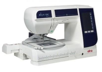 Máquina de Costura e Bordado Elna eXpressive 860