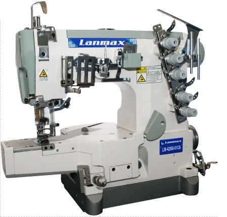 Máquina de Costura Galoneira Cilíndrica Lanmax LM-42060-01CB