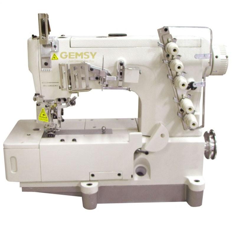 Máquina de Costura Galoneira Gemsy GEM610B