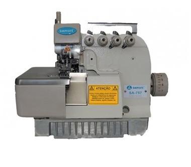Máquina de Costura Interlock Direct Drive Sansei
