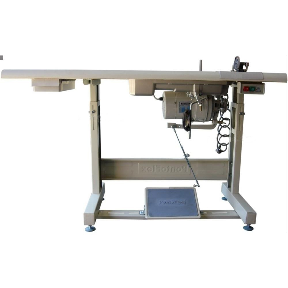 Máquina de Costura Overlock Cilíndrica de Bracinho Siruba 737FS-504M2-04